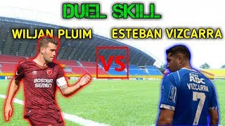 Download Video Wiljan Pluim vs Esteban Vizcarra - DUEL SKILL #pluim #esteban #duelskill MP3 3GP MP4
