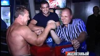 Судья дал бой чемпиону
