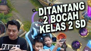 Download Video 2 BOCAH INI BERANI NYAMPERIN KERUMAH GUE BUAT NANTANGIN MAIN MOBILE LEGENDS MP3 3GP MP4