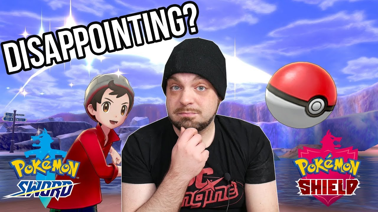 Pokemon Sword And Shield Graphics Disappointing Rgt 85 Youtube