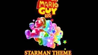 Super Mario Guy - Starman Theme (With Lyrics)