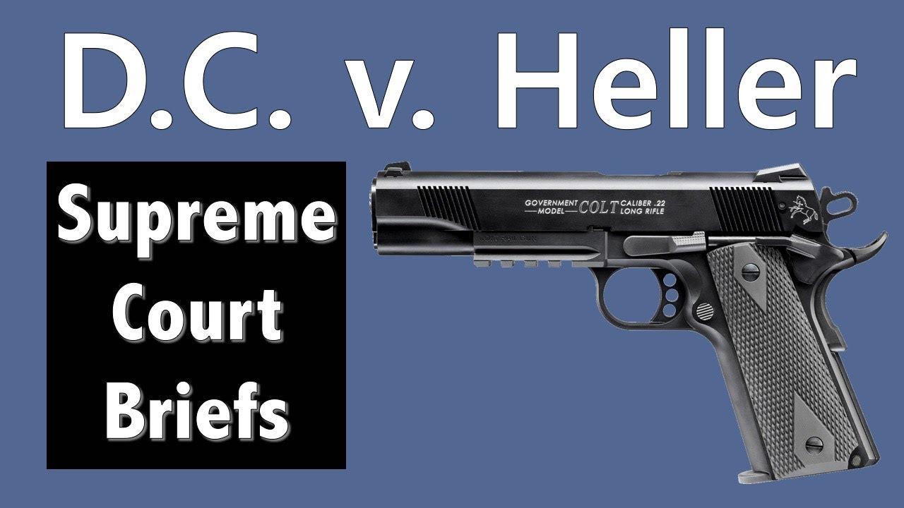 District Of Columbia V Heller Essay Writer – 680702
