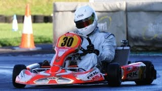 IAME X30 - The kart engine to break Rotax's stranglehold in the UK? ALAN DOVE ON KARTS