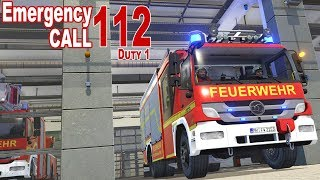 Download I'M A FIREMAN! - Emergency Call 112: Firefighting Simulation - Ep.1 (English)