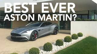 Is this the world's best sounding Aston Martin?