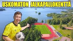 Suomen kaunein jalkapallokenttä!
