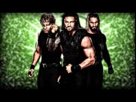 The Shield  Special Op  WWE Theme Sg  Dean Ambrose, Roman Reigns and Seth Rollins