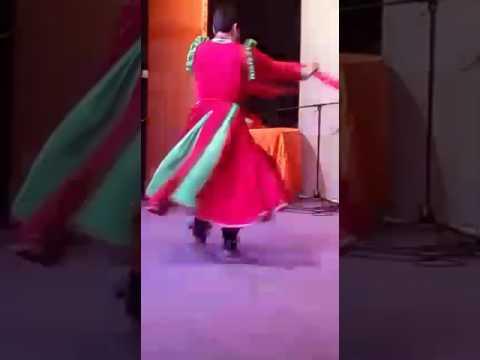 Folk music & dance from jammu & Kashmir at sallia maskat