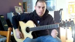 The Lumineers - Ho Hey - Tutorial chitarra