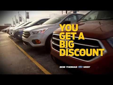 Bob Thomas Ford >> Bob Thomas Ford West Hail Of A Sale