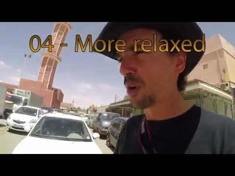 Morocco vs Algeria   Advantages of Travelling in Morocco