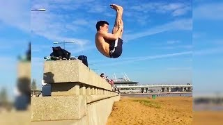 Parkour And Freerunning Slow Motion 2019