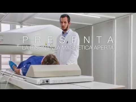 Risonanza Magnetica Aperta Total Body Conegliano Youtube