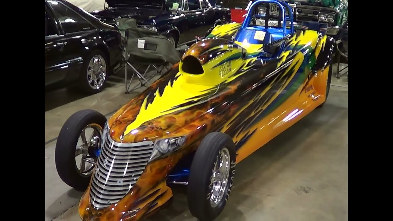 2009 Plymouth Prowler Drag Car