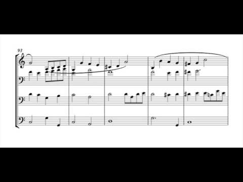 Disney Medley for trombone