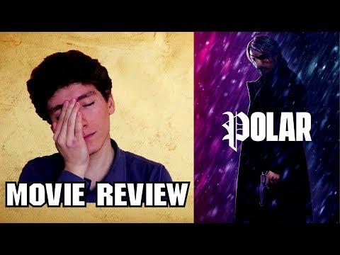 Polar (2019) [Netflix Action Movie Review]