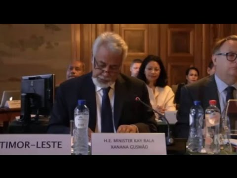 Australia in The Hague: Timor-Leste wants maritime border renegotiated with its neighbour