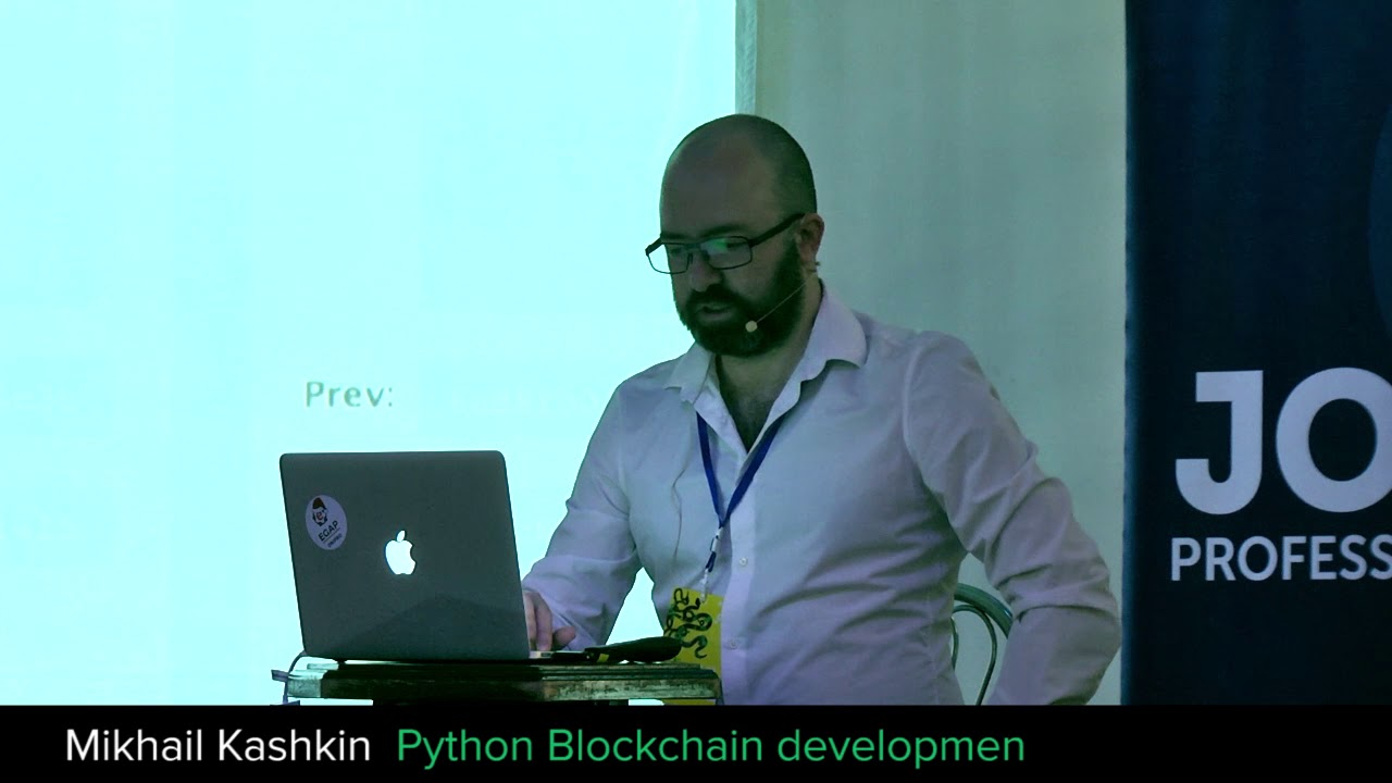 Image from Python Blockchain development