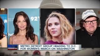 More than 100 metro Detroit women heading to Washington for Women