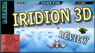 Iridion 3D - on the GBA - with Commentary !!