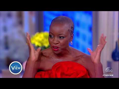 Lupita Nyong'o, Danai Gurira Talk 'Black Panther' Success | The View