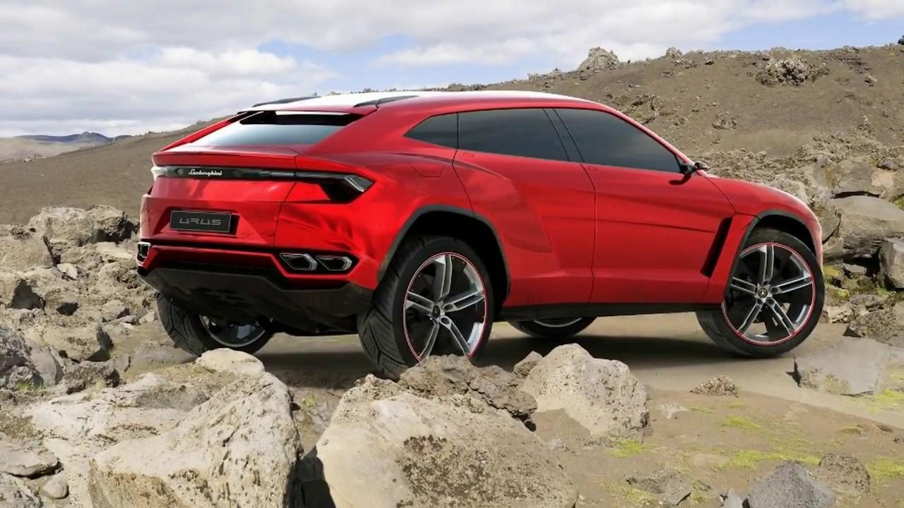 2018 Lamborghini Urus Price And Interior Youtube