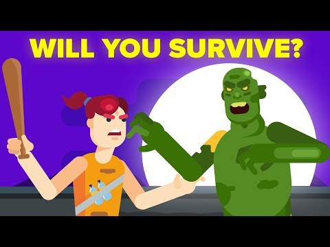 Could You Survive A Zombie Attack?