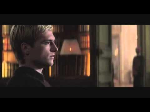 The Hunger Games Mockingjay Part 1 Deleted Scene Peeta