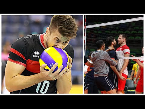 Volleyball Fights & Angry Moments (HD)