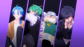 Dead Drunk / ぷりやまぷりを , 坂神蟬丸 , ヌコメソーセキ , 氷雨悠冰