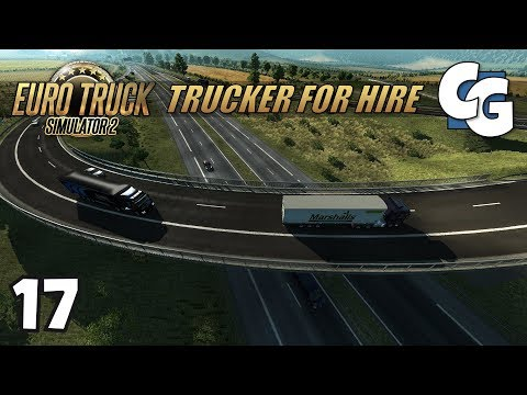 [ETS2] Trucker for Hire - Ep. 17 - ProMods 2.20 Spain - ETS2 ProMods 2.20 Let's Play