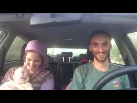 Israeli couple singing Matisyahu's One Day