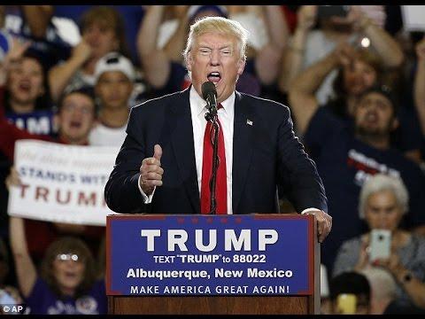 Trump mocks Elizabeth Warrent: All talk, no action!