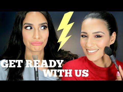 EHRLICHER Geschwistertalk | GET READY WITH US | LamiyaSlimani