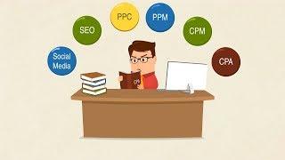 SEO Explainer Video - Digital Marketing SEO Sales Video Explainer Animation by Net3Marketing thumbnail