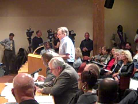Dallas County Citizen Dick Dobson Speaks Out