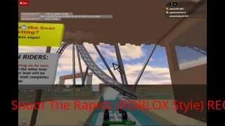 Shoot The Rapids (Estilo Roblox)