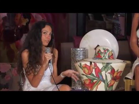 Ariana Soffici  - Ariana Events Communications - TV Show Marbella