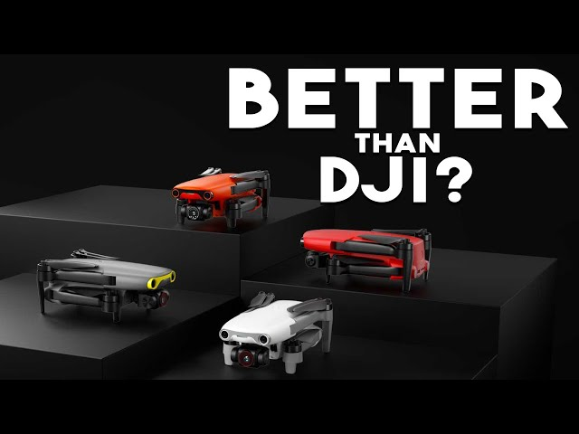 4 NEW AUTEL DRONES! What to Expect?