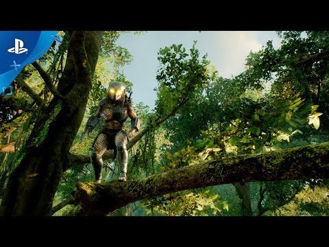 Predator: Hunting Grounds trailer revealed at Gamescom Opening Night Live