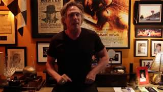 William Fichtner message to crowd at Everything Buffalo 2018 in Sarasota