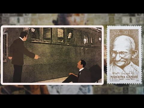 Mahatma Gandhi in South Africa | Gandhi Jayanti (2nd October,1869) | Part 1 | MW's Rusted Post Box