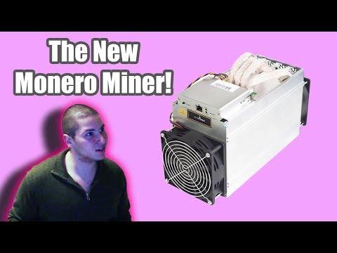 NEW MINER FOR MONERO! | ANTMINER X3