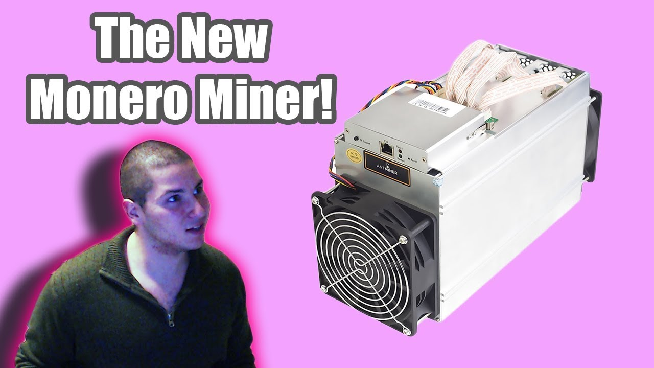 NEW MINER FOR MONERO! | ANTMINER X3
