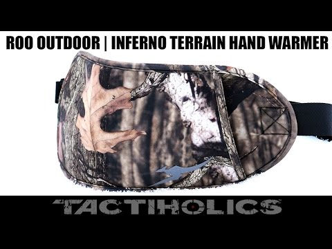 Roo Outdoor | Inferno Hand Warmer | Say Goodbye To Cold Hands - Tactiholics™