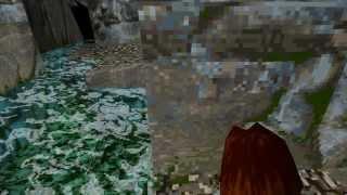 Tomb Raider 1 (1996) capitulo 3: Boss Battle en el Valle Perdido....