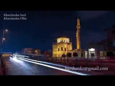 Istanbul, Turkey. Timelapse and slow motion