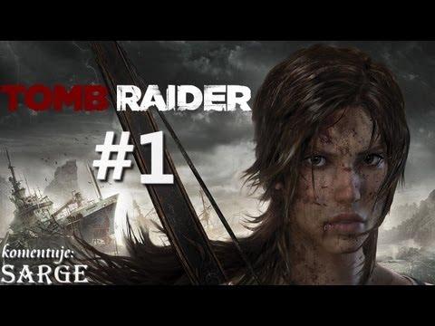 Zagrajmy w Tomb Raider (2013) odc. 1 - Lara Croft walczy o przetrwanie