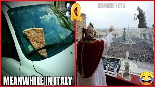Funniest Memes And Jokes About Italy