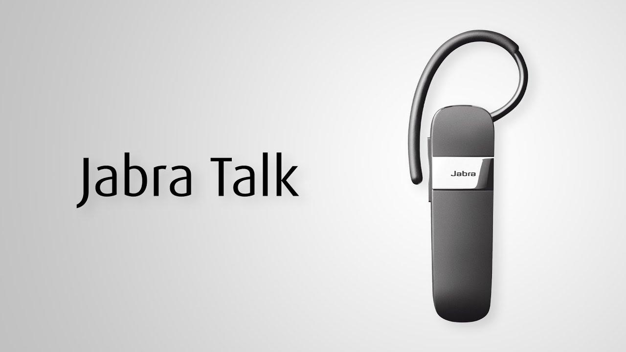 Jabra Talk Bluetooth Headset Benefits Youtube